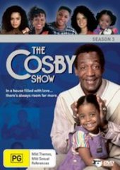 Cosby Show, The - Season 3 (4 Disc Set) on DVD