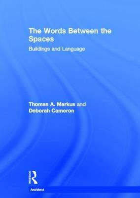 The Words Between the Spaces by Deborah Cameron image