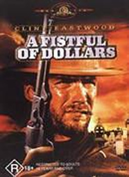 A Fistful of Dollars on DVD