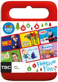 ABC Kids: Festive Fun on DVD