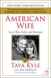 American Wife by Taya Kyle