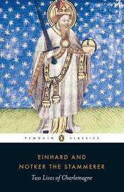 Two Lives of Charlemagne by Einhard image