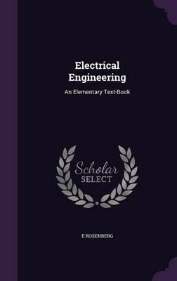 Electrical Engineering by E Rosenberg image