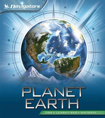 Navigators: Planet Earth by Barbara Taylor image