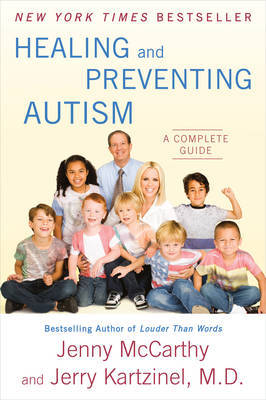 Healing and Preventing Autism by Jenny Mccarthy image