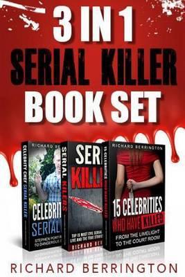 3 in 1 Serial Killer Book Set by Richard Berrington image