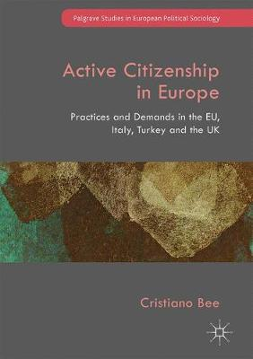 Active Citizenship in Europe by Cristiano Bee