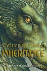 Inheritance (Inheritance #4) (US Ed.) by Christopher Paolini