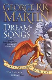Dreamsongs by George R.R. Martin image