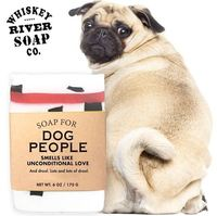 Whiskey River Co: Soap - For Dog People