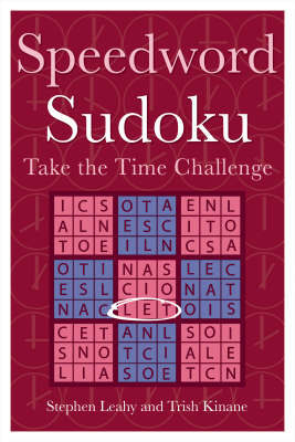 Speedword Sudoku by Stephen Leahy