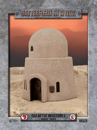Battlefield in a Box: Galactic Warzones - Desert Tower