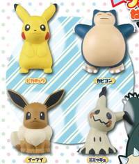 Pocket Monster: Pokemon Squeeze Mascot - Blind Box -