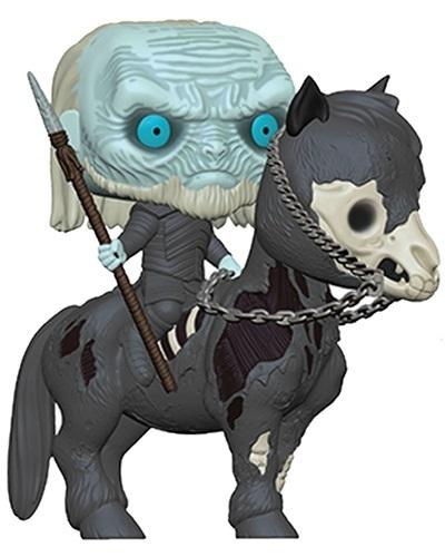 Game of Thrones: White Walker on Horse - Pop! Ride Vinyl Figure image
