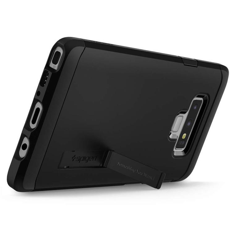 best loved df712 d43b1 Spigen: Galaxy Note 9 Tough Armor Case - Black