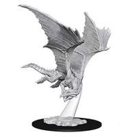 D&D Nolzur's Marvelous: Unpainted Miniatures - Young Bronze Dragon image