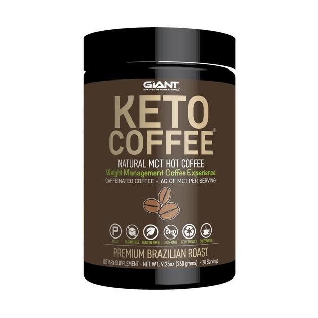 Giant KETO Espresso Hot Coffee (40 serves)