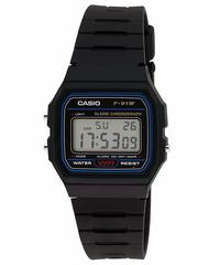 Casio Youth Series Watch - F-91W-1DG image