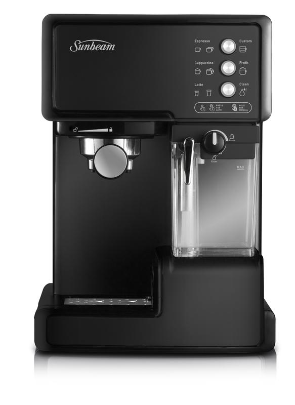 Sunbeam: Café Barista Machine - Black