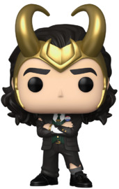 Marvel: President Loki - Pop! Vinyl Figure