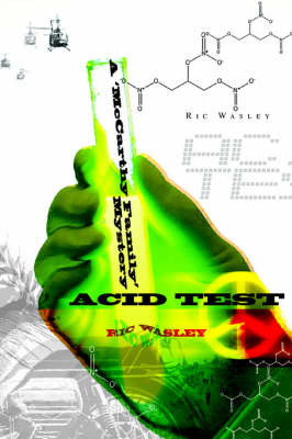 Acid Test: A 'Mccarthy Family' Mystery by Richard S Wasley image
