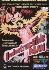 Indestructible Man / Phantom Of The Opera Double Feature on DVD