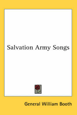 Salvation Army Songs image