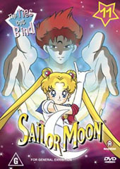 Sailor Moon - 11 on DVD