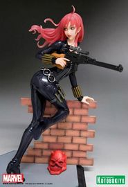 Marvel Black Widow Bishoujo 1:7 Figure Covert Ops Version (Comics Bishoujo series)