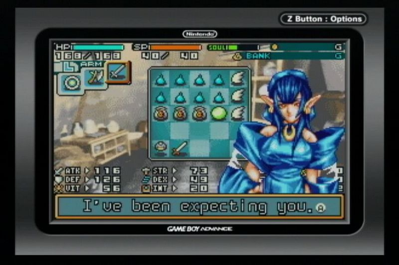 Shining Soul II for Game Boy Advance image