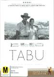 Tabu on DVD