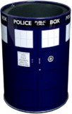 Doctor Who: TARDIS Metal Can Cooler