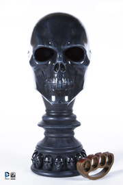 Batman Arkham Origins Black Mask Arsenal Replica