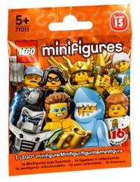 LEGO Minifigures Series 15 (71011)