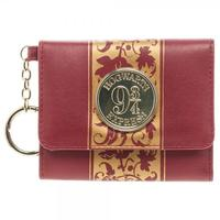 Harry Potter 9 3/4 Mini Trifold Wallet