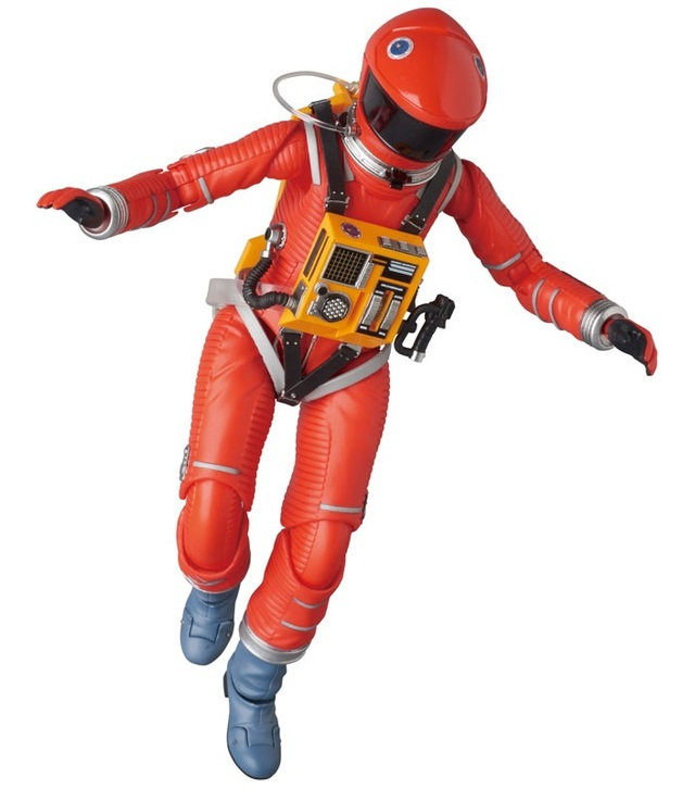 2001: MAFEX Space Suit (Orange Ver.) - Articulated Figure