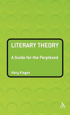 Literary Theory by Mary Klages image
