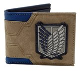 Attack On Titan - Bi-Fold Wallet