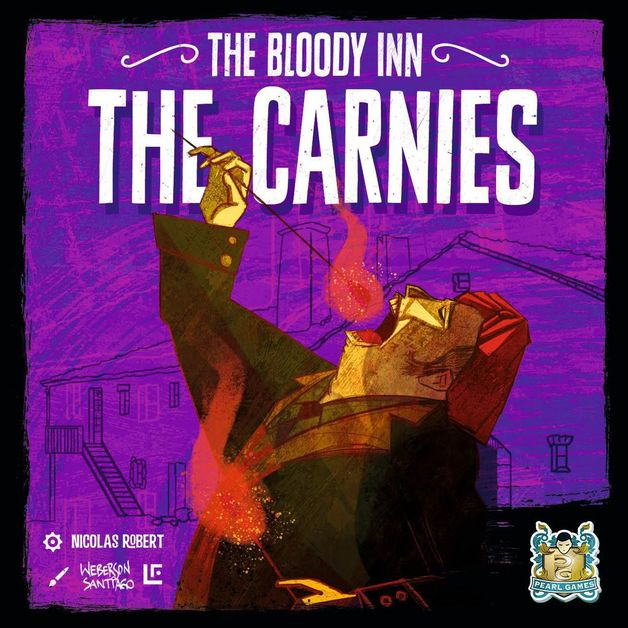 The Bloody Inn: The Carnies - Expansion