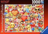 Ravensburger : Emoji Puzzle (1000 Pcs)