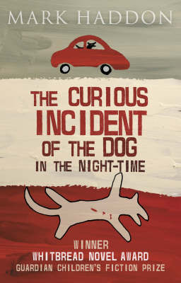 The Curious Incident of the Dog in the Night-time by Mark Haddon image