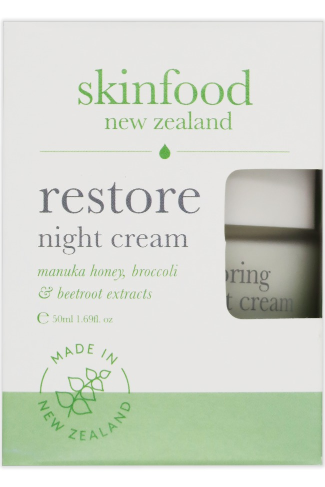 Skinfood Restore Night Cream image