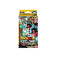 Dragon Ball Super TCG: Colossal Warfare Starter- The Crimson Saiyan