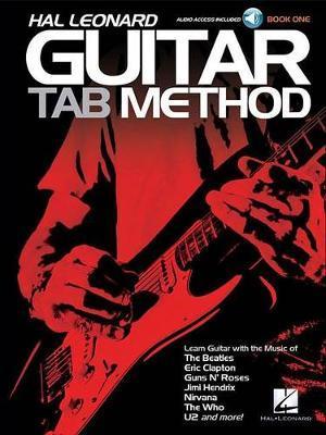Hal Leonard Guitar Tab Method - Book One (Book/Online Audio) by Jeff Schroedl image