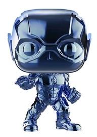 Justice League (Movie) - The Flash (Blue Chrome) Pop! Vinyl Figure image