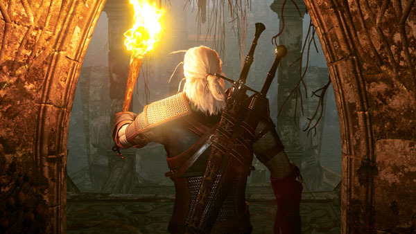 The Witcher 3: Wild Hunt Complete Edition for Switch image