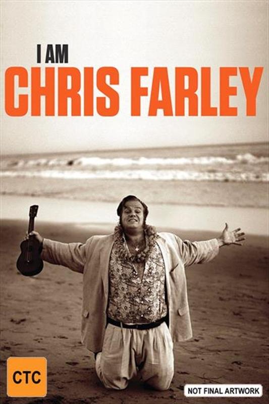 I Am: Chris Farley on DVD