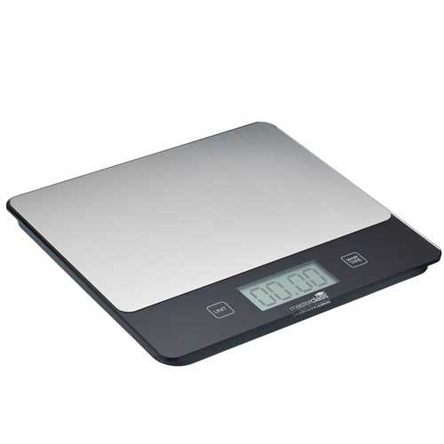 MasterClass: Electronic Rectangular Dual Scale - Gift Boxed (5kg)