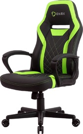 ONEX GX1 Series Gaming Chair (Black & Green) for