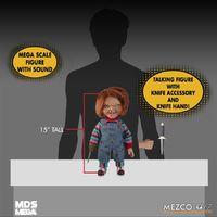 "Child's Play: Menacing Chucky - 15"" Mega Figure"